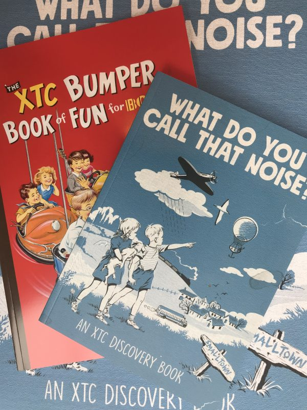 What Do You Call That Noise? and The XTC Bumper Book of Fun bundle