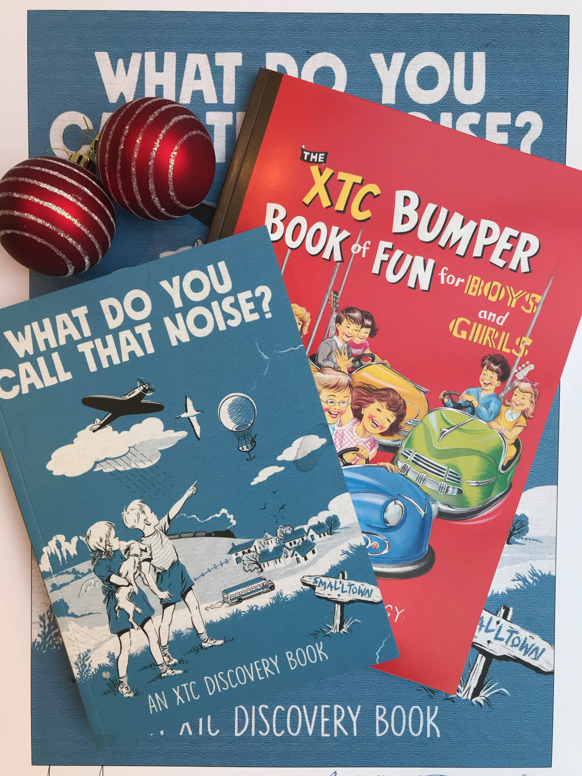 Save on The XTC Bumper Book of Fun for Boys and Girls and What Do You Call That Noise? An XTC Discovery Book
